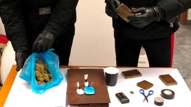 arresti droga monreale, Palermo, Cronaca