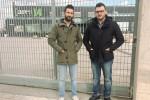 Cosimo Rizzuto e Fabio Amodeo