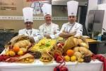 Expo Riva 2018: medaglia d'oro al Culinary Team Palermo
