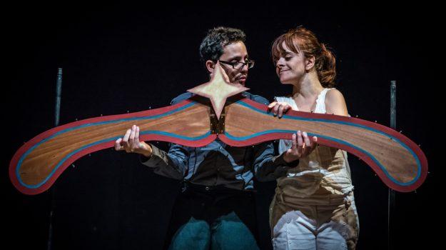 de revolutionibus, teatro biondo palermo, Palermo, Cultura