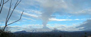 Etna in fermento, lieve scossa ai piedi del vulcano