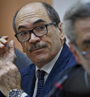 Il procuratore Antimafia Cafiero De Raho