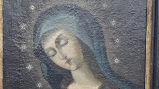 Mascalucia dipinto recuperato, Catania, Cultura