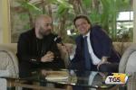 """Giuliano Sangiorgi a Rgs: """"Il palco dell'Ariston una bellissima favola"""""""