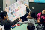 «Noi piccoli, impegnati a fare rispettare l'ambiente»