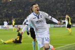 Ilicic non basta, Atalanta beffata dal Borussia - Video