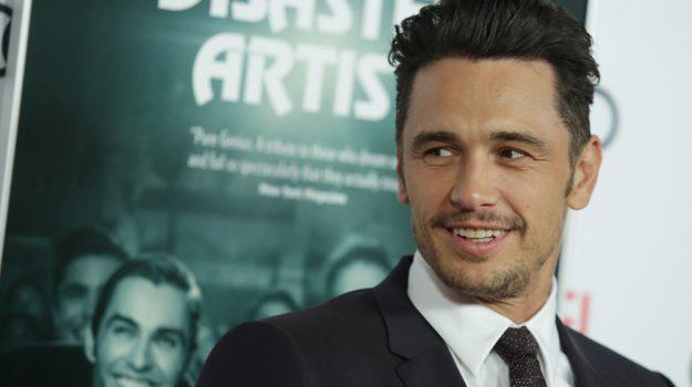 Rgs al Cinema, intervista a James Franco