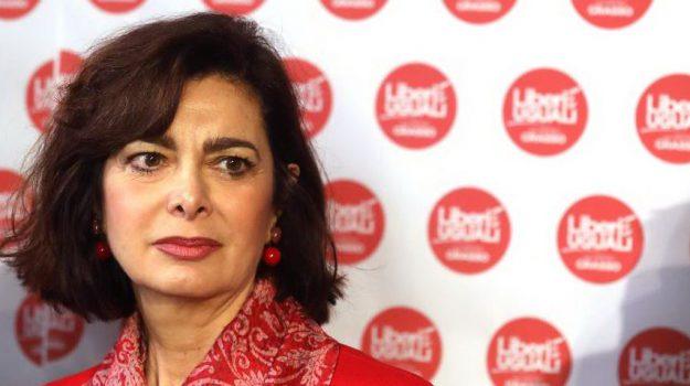 Lega, m5s, Laura Boldrini, Sicilia, Politica