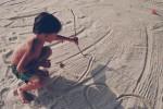 Belen e Iannone volano alle Maldive, con loro il piccolo Santiago