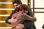 Fabrizio e Francesco lasciano Masterchef: le prove sulla cucina inglese