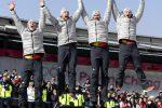 Giochi, doppietta nel bob per la Germania e show della Corea: rush finale per le medaglie
