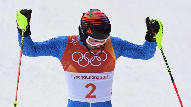 coppa del mondo slalom, sci, slalom zagabria, Giuliano Razzoli, Manfred Moelgg, Sicilia, Sport