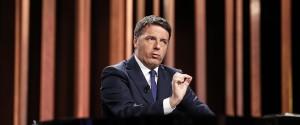 """Renzi frena sulle larghe intese: """"No ad accordi con gli estremisti"""""""