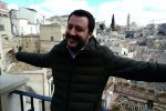 Matteo Salvini a Matera