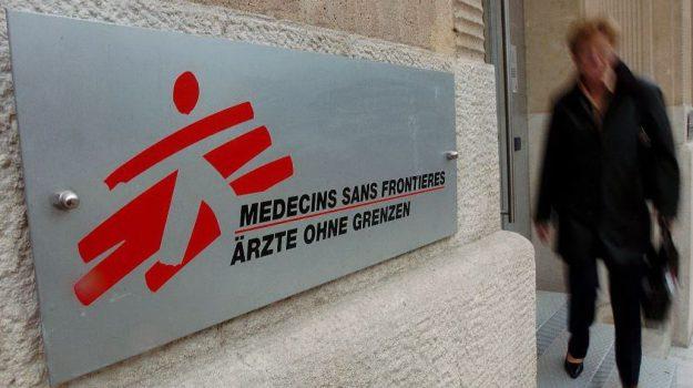 Medecins sans Frontieres, Sicilia, Mondo