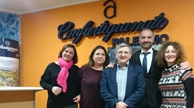 confartigianato palermo, donne impresa, Palermo, Economia