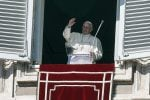 Papa Francesco all'Angelus