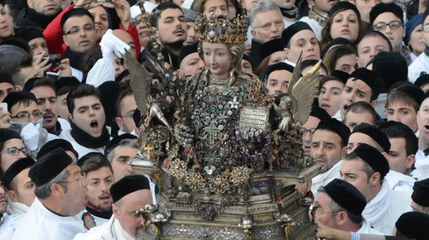 festa sant'agata catania, Catania, Cronaca