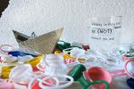 """""""Naufragar (Non) m'è dolce in questo mare"""", l'opera di Dario La Rosa contro l'inquinamento"""