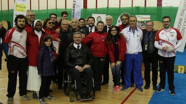 campionati italiani para-archery, Sicilia, Sport