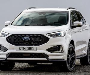 Ford a Ginevra alza il velo sula nuova generazione di Edge