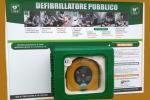 Progetto per dotare di defibrillatori aree sosta per camper