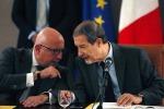 Gaetano Armao con Nello Musumeci