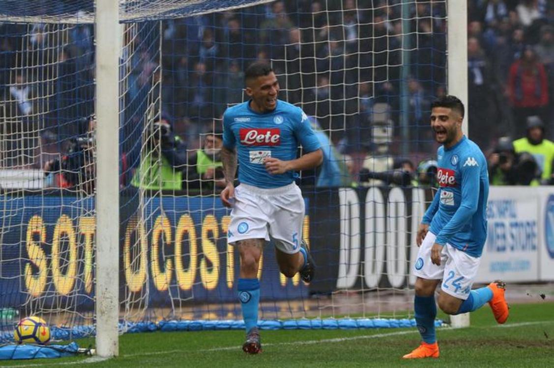 Napoli-Juventus: sfida per lo scudetto a colpi di punti!