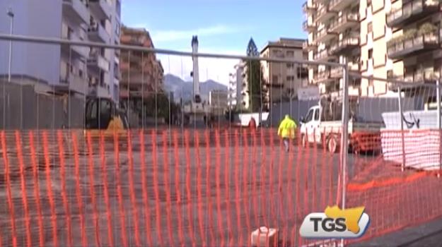 Anello ferroviario di Palermo, nuovi lavori a piazza Castelnuovo