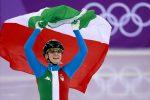 Giochi olimpici, prima medaglia d'oro per l'Italia: è di Arianna Fontana
