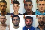 Droga a Ragusa con pusher minorenni - Nomi e foto degli arrestati
