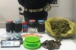 Hashish, marijuana e cocaina a casa: arrestata una coppia a Palermo