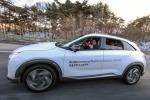 Test in Corea del Sud con veicoli Fuel Cell guida autonoma