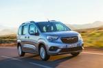 Opel lancia quinta generazione di Combo,ancora più versatile