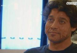 «C'è più plastica sulla tua faccia che nel Mediterraneo». La risposta di Garko