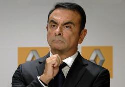 Renault riconferma Ghosn come CEO, ma taglia retribuzione