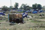Accampamento migranti a Campobello, ordinato lo sgombero entro il 4 marzo