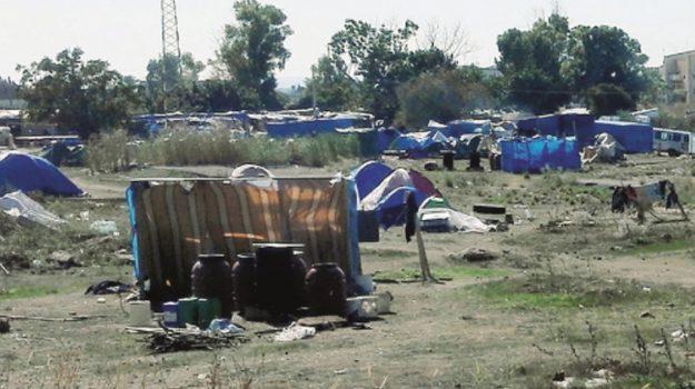 migranti campobello, Trapani, Cronaca
