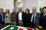 """Messina, il Pd presenta i candidati senza Raciti dimissionario. Scontro tra Faraone e i """"partigiani"""""""