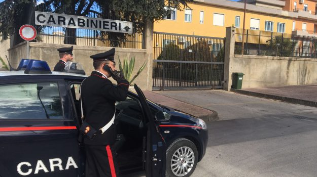 carabinieri, Ribera rapina, Agrigento, Cronaca