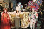 Sciacca è in festa, la pioggia non ferma il Carnevale