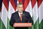 Orban apre campagna elettorale, 'Ungheria prima di tutto'