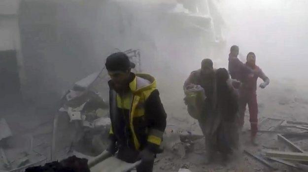 L'Onu vota la tregua in Siria, ma viene subito violata