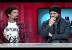 #Corrierelive, Vinicio Marchioni e Francesco Montanari: intervista integrale