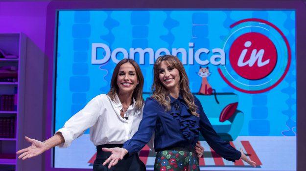 Domenica In, domenica in parodi, Benedetta Parodi, Cristina Parodi, Sicilia, Cultura