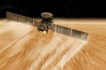 Ultima frenata riuscita nell'orbita di Marte