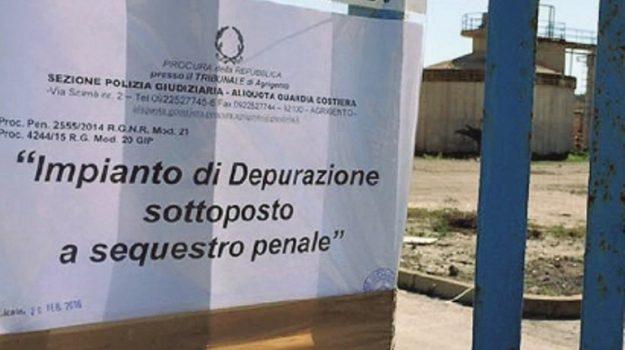 depuratori Agrigento, Agrigento, Cronaca