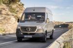Nuova generazione Mercedes Sprinter nel 2019 anche elettrico