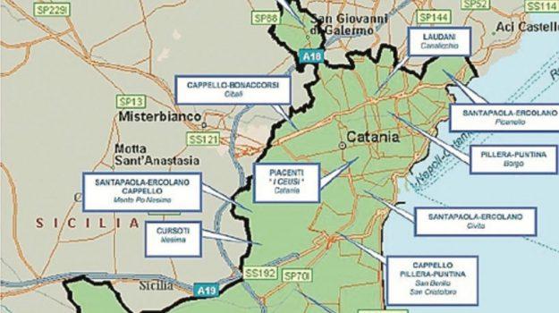 dia catania, Catania, Cronaca