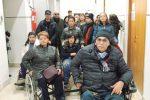 Protesta dei disabili a Gela, occupato l'ufficio del sindaco